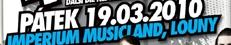 Velká regionální akce Hip Hop 4Ever! se blíží! Již příští pátek 19. března v Lounech!