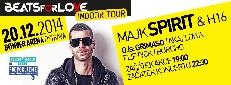 B4L Indoor tour Majk Spirit! + Soutěž!