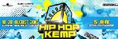 HIP HOP KEMP 2016 : Startuje se a odtajňují se první jména letošního line upu 15.výročí Hip Hop Kempu!