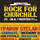 29.-30.8. ROCK FOR CHURCHILL 2014